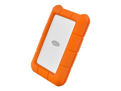 LACIE RUGGED Secure 2TB USB-C USB3.1 Drop- crush-