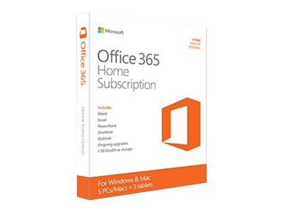 MS ESD Office365 Home Prem 32/64 (ML)1 vuosi lisen