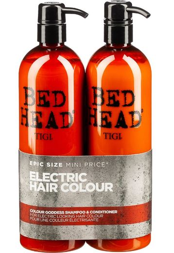 Tigi Bed Head 2x750ml Colour Goddess, myyntierä 1 kpl